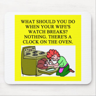 male chauninist pig mcp joke mouse pads