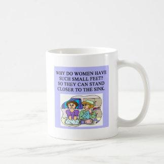 male chauninist pig mcp joke mugs