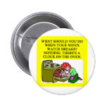 male chauninist pig mcp joke pinback button