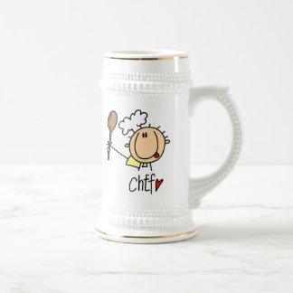 Male Chef Coffee Mug