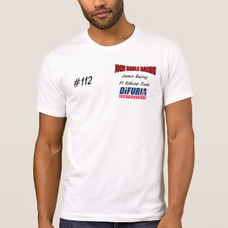 Male Crew Neck T-Shirt - White