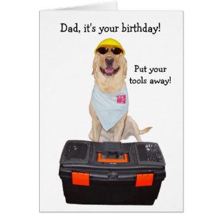 Male/Dad Funny Birthday Card