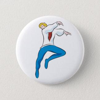 Male Dancer Button