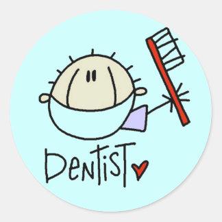 Male Dentist Stickers