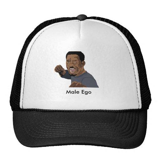 Male Ego Hat