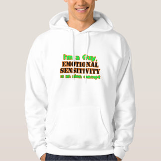 Male Emotional Sensitivity! Hoodie