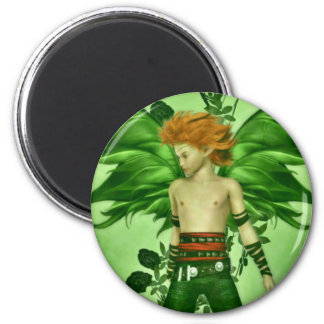 Male fantasy fairy magnet
