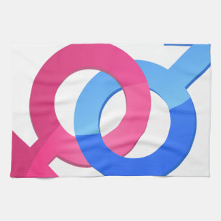 Male & Female Kitchen Towel
