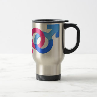 Male & Female Travel Mug