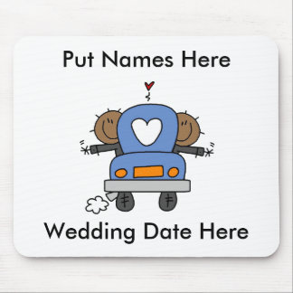Male Gay Wedding To Customize Mouse Pad