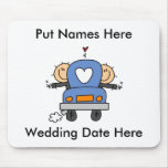 Male Gay Wedding To Customize Mousepads