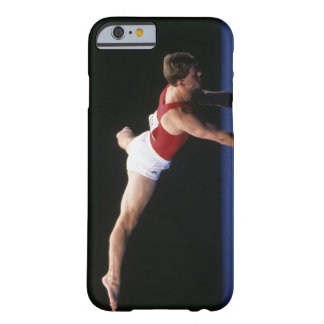 Male gymnast peforming a routine in the floor barely there iPhone 6 case