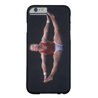Male gymnast performing on the floor exercise barely there iPhone 6 case