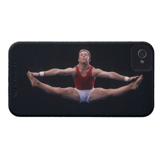 Male gymnast performing on the floor exercise Case-Mate iPhone 4 case