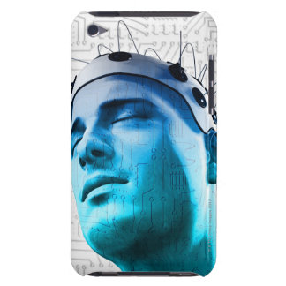 Male Head iPod Touch Case-Mate Case
