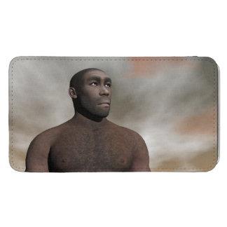Male homo erectus galaxy s5 pouch