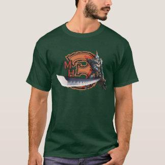 Male hunter with long sword & lagiacrus armor T-Shirt
