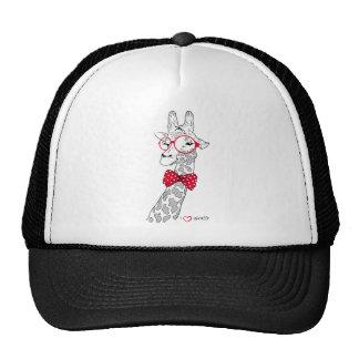 male jerapa picture trucker hat