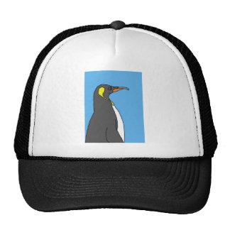 Male King Penguin Trucker Hat