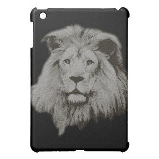 Male Lion Cover For The iPad Mini