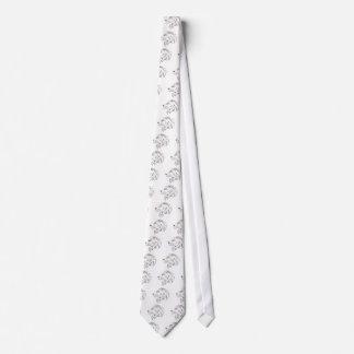 Male Lion Head Neck Tie