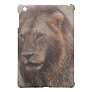 male lion iPad mini cover