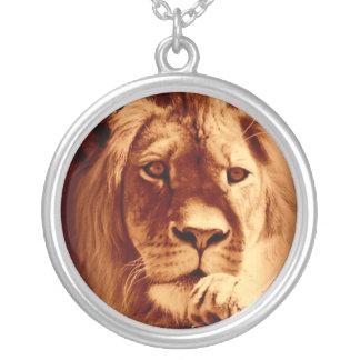 Male Lion Necklace