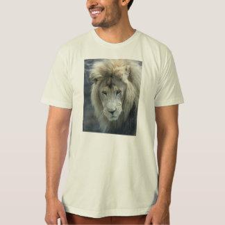 Male Lion organic tee shirt