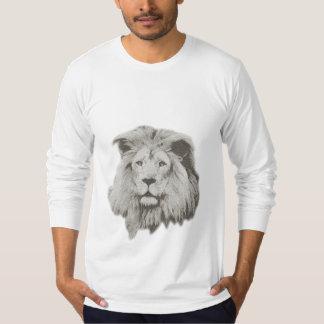 Male Lion T-Shirt