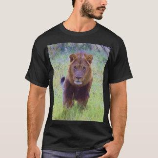 Male Lion T Shirt