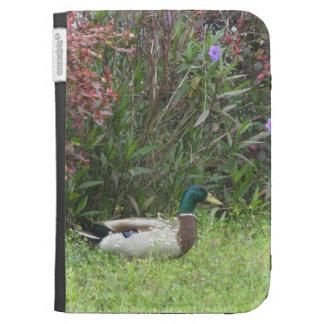 Male Mallard Ducks Caseable Case Case For The Kindle