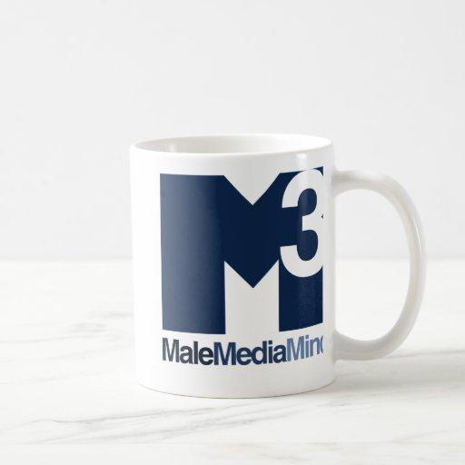 Male Media Mind Main Logo Mug