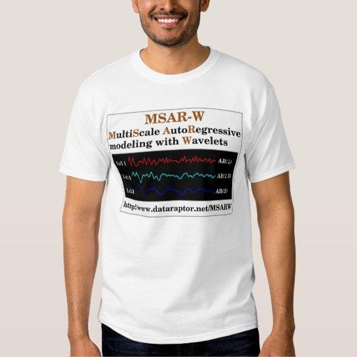 Male MSAR-W Tee White