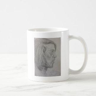Male Muse Coffee Mug