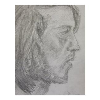 Male Muse Letterhead