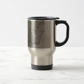 Male Muse Travel Mug
