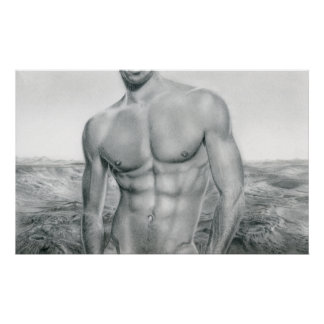 Male nude 20 print