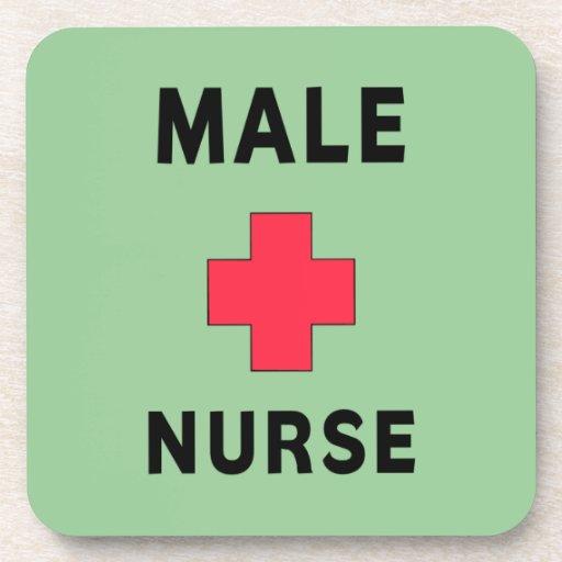 Male Nurse Coasters