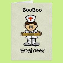 Male Nurse Greeting Card  Customize It!
