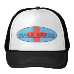 Male Nurse Mesh Hats