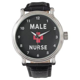 Male Nurse Wrist Watches