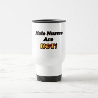 Male Nurses Are Hot Coffee Mug
