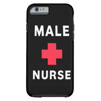 Male Nurses Tough iPhone 6 Case