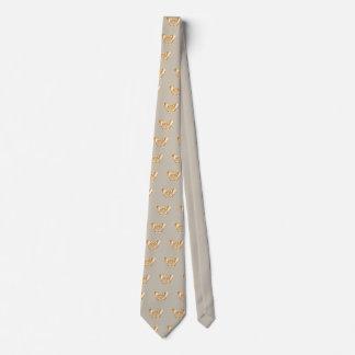 Male Pelvis Sepia Tie