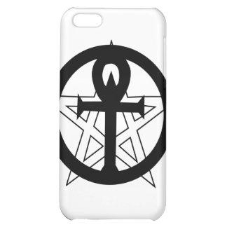 male pentagram iPhone 5C cases