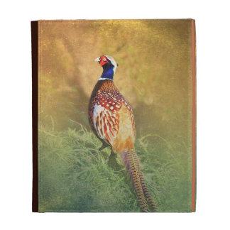 Male Pheasant iPad Case
