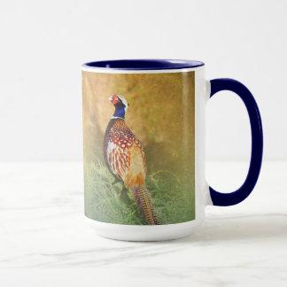 Male Pheasant Mug