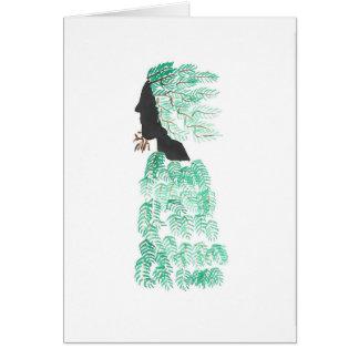 Male Pine Spirit Card