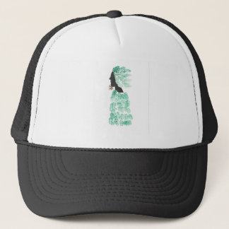 Male Pine Spirit Trucker Hat
