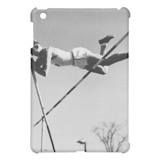 Male Pole Vaulter iPad Mini Covers